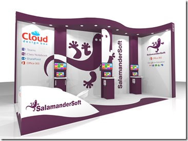 SalamanderSoft @ Bett 2017 FINAL GRAPHICS